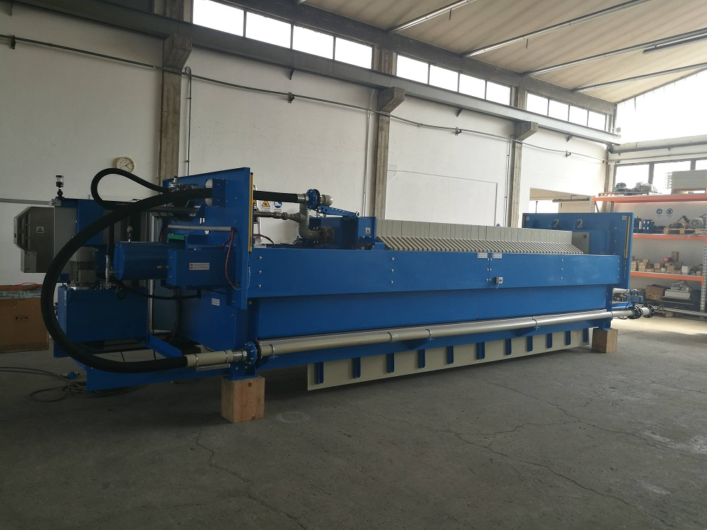 automatic filterpress one by one 1