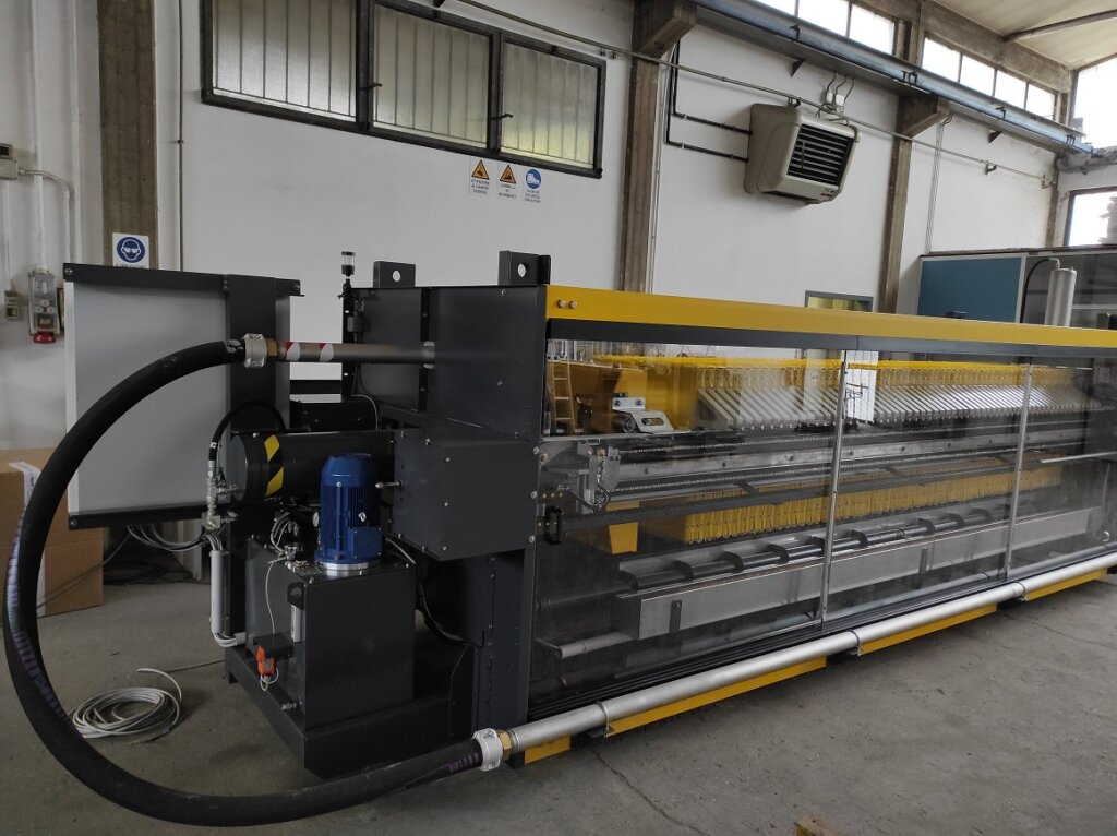 automatic filterpress one by one 6