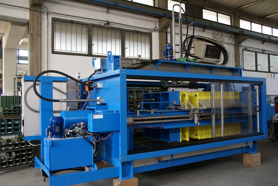 automatic filterpress one by one 3