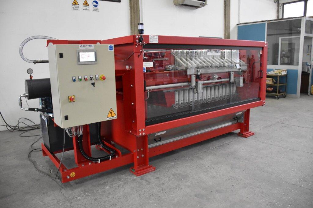 automatic simultaneous filterpress 5