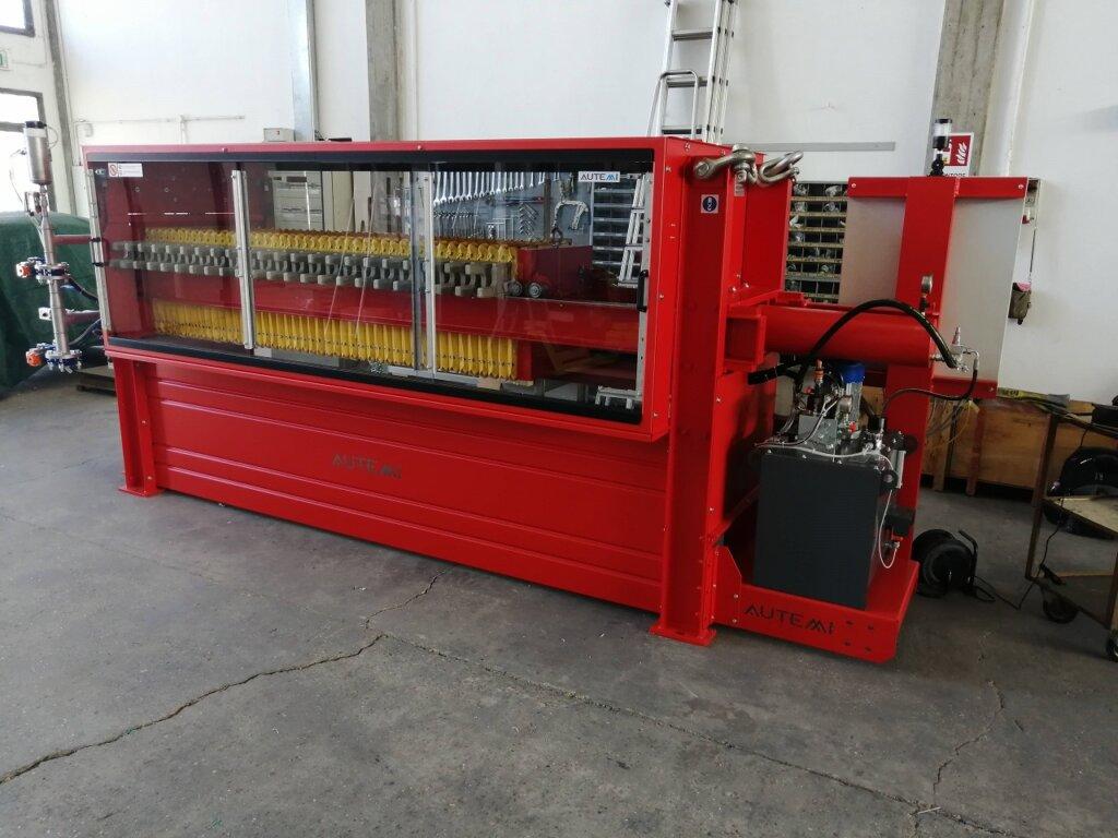 Semiautomatic Filterpress 2