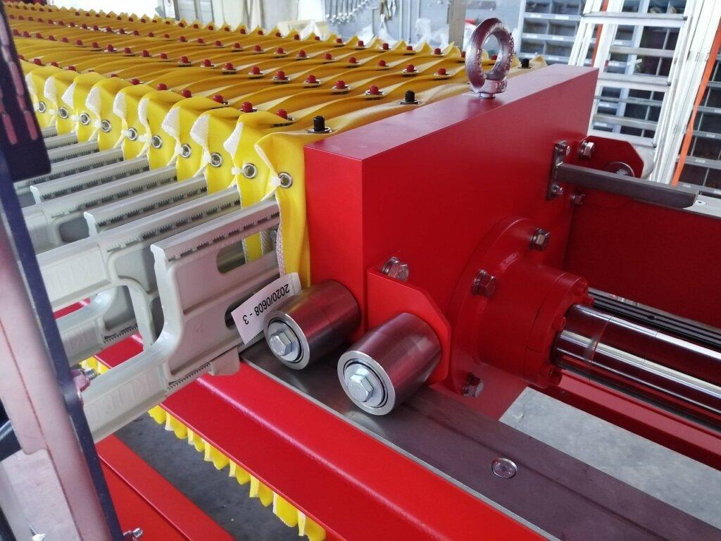 Semiautomatic Filterpress 1