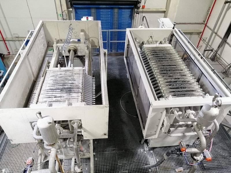 automatic simultaneous filterpress 6